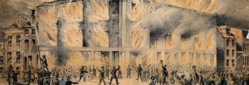 Burning of Pennsylvania Hall